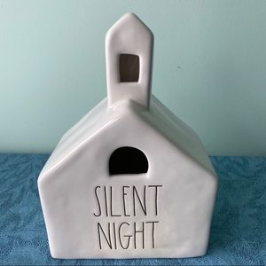 Rae Dunn SILENT NIGHT Church